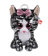 Ty Fashion Kiki The Cat Sequin Backpack