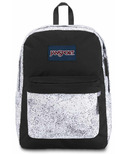 Jansport Super Break Backpack Splatter Dot White