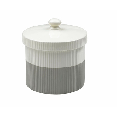 Ore Pet Two Tone Ridged Treat Jar