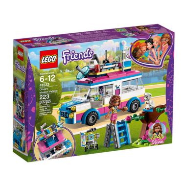 LEGO Friends Olivia\'s Mission Vehicle