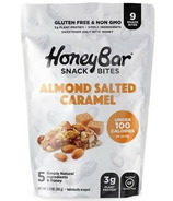HoneyBar Snack Bites Almond Salted Caramel