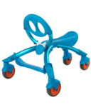 YBike Pewi Ride-On Toy and Walking Buddy Blue