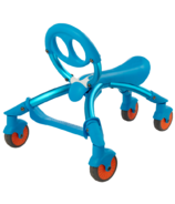 YBike Pewi Ride-On Toy and Walking Buddy Blue