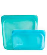 Stasher Storage & Snack Bag Aqua Bundle