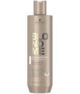 BLONDME All Blondes Shampooing Détox