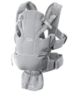 Babybjorn Baby Carrier Free 3D Mesh Gray