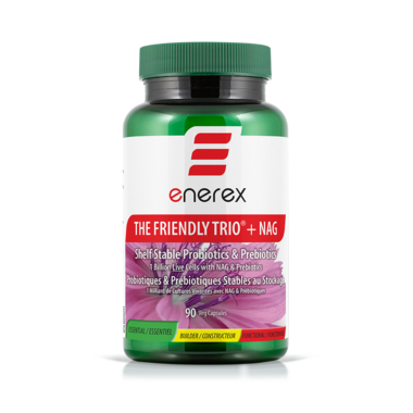 Enerex Botanicals The Friendly Trio + NAG