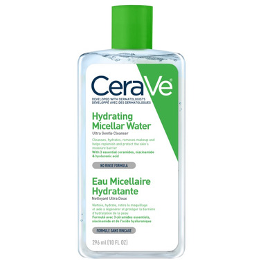 CeraVe Hydrating Micellar Water