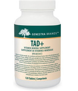 Supplément vitaminique et minéralier Genestra TAD