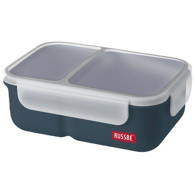 Russbe Inner Seal 2 Compartment Bento Navy