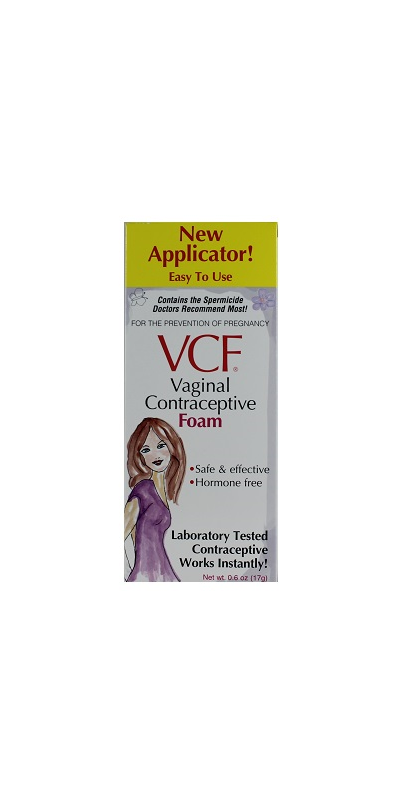 Buy VCF Vaginal Contraceptive Foam at Well.ca | Free Shipping $35+ in Canada