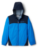 Columbia Glennaker Rain Jacket Hyper Blue Collegiate Navy