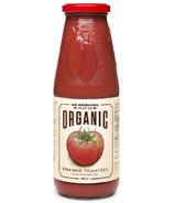 Passata de tomates égouttées biologiques Eat Wholesome