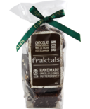 Fraktals Handmade Dark Chocolate Buttercrunch Bag