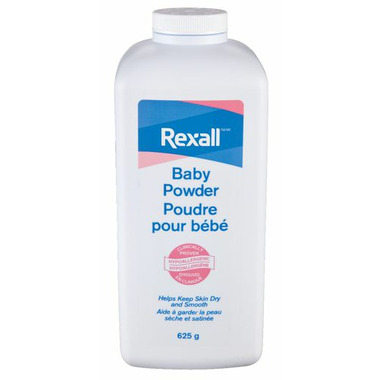 Rexall Baby Powder