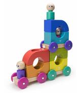 Tegu Magnetic Tram Rainbow