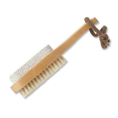 Upper Canada Soap - Naturals Pumice Stone Nail Brush
