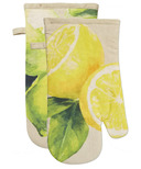 Harman Oven Mitts Lemon