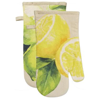 Harman Oven Mitts Lemon