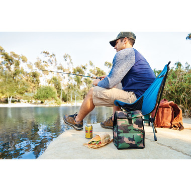 PackIt Freezable Rolltop Lunch Bag Camo