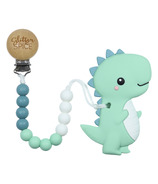 Glitter & Spice T-Rex Dino Teether