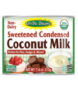 Let's Do...Organic Sweetened Condensed Coconut Milk