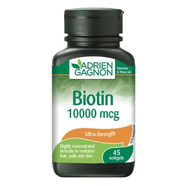 Adrien Gagnon Biotin 10000 mcg