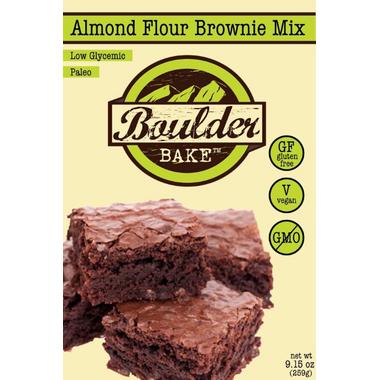 Boulder Bake Almond Flour Brownie Mix