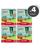 GoGo squeeZ Organic Apple Strawberry Bundle