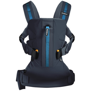 BabyBjorn Baby Carrier One Outdoors Dark Blue