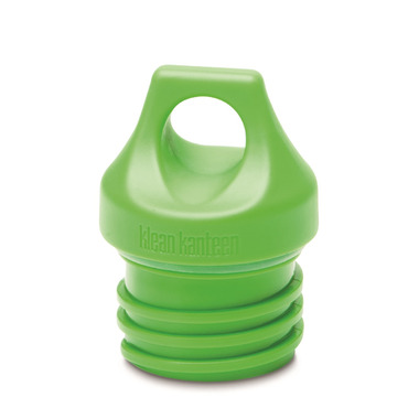 Klean Kanteen Kid Loop Cap Green