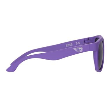 Babiators Limited Edition Navigator Ultra Violet
