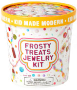 Kid Made Modern Frosty Treats Jewelry Kit
