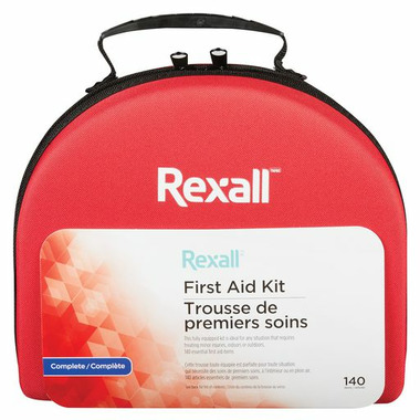 Rexall Deluxe First Aid Kit