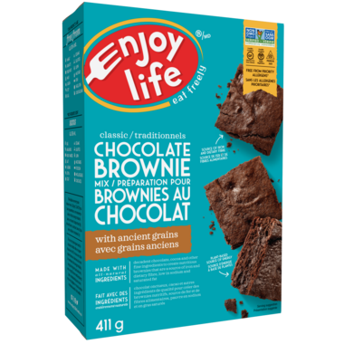 Enjoy Life Brownie Baking Mix with Ancient Grains