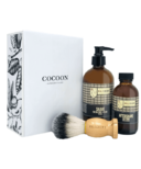 Cocoon Apothecary Malechemy Wet Shave Kit