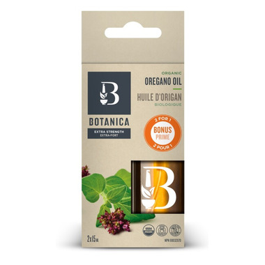 Botanica Extra Strength Oregano Oil Bonus Pack