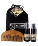 Malechemy by Cocoon Apothecary Bearded Gift Bag