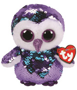 Ty Flippables Moonlight The Sequin Owl Regular