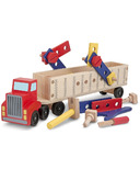 Melissa & Doug Big Truck Building Set