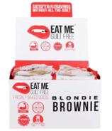 Eat Me Eat Protein Brownie Blondie