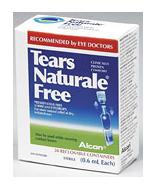 Tears Naturale Free