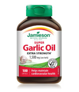 Jamieson Super Garlic Oil