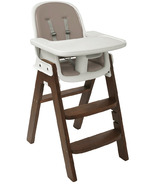 OXO TOT Sprout High Chair Walnut Taupe