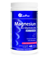 CanPrev Magnesium Bis-Glycinate Drink Mix Juicy Blueberry