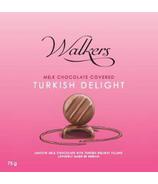 Walker's Chocolates Milk Chocolate Turkish Delight