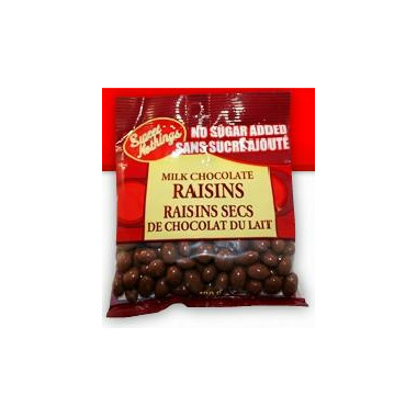 Sweet Nothings Milk Chocolate Raisins