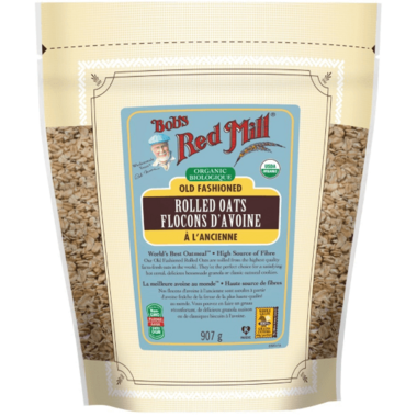 Bob\'s Red Mill Organic Old Fashioned Rolled Oats