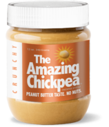 The Amazing Chickpea Crunchy Chickpea Spread