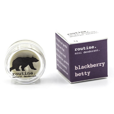 Routine Blackberry Betty Mini